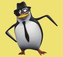 Cool Penguin Kids Tee