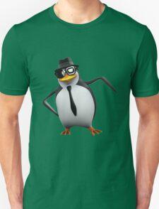 Cool Penguin Unisex T-Shirt