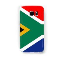 South African Flag Samsung Galaxy Case/Skin