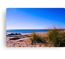 Toward White Sands Canvas Print