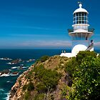 Sugarloaf Point Lighthouse by makatoosh