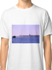 Across The Water Classic T-Shirt