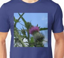 Thistle From Below Unisex T-Shirt