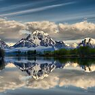 Oxbow Bend by Wil Bloodworth