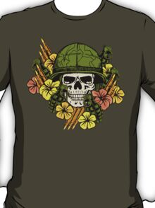 Tropical Print (Military Edition) T-Shirt