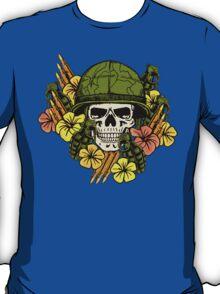 Tropical Print (Military Edition) T-Shirt