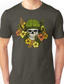 Tropical Print (Military Edition) Unisex T-Shirt