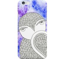 Whoo are you Searching For? iPhone Case/Skin