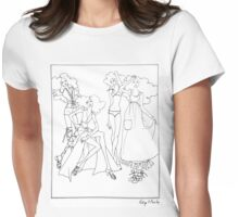"""Helga's Fashion Mannequins Series Poster 4 Bikini""© Womens Fitted T-Shirt"