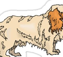 Clumber Spaniel Sticker