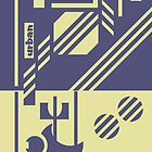 abstract urban 4 by dar geloni