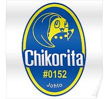 Sticker! Johto Produce (EN) Poster