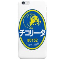Sticker! Johto Produce (JP) iPhone Case/Skin