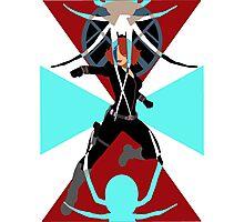 Black Widow-Spider Bite Photographic Print