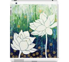 Lotus Blooms II iPad Case/Skin