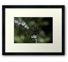 Water 6907 Framed Print