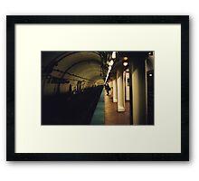 127n - 36w Framed Print