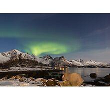 Lofoten Aurora Photographic Print