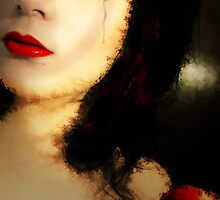 Snow White Weeps by Chris Begg