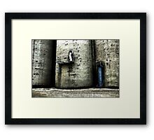 Trespassers Will Be.......PUNISHED  Framed Print