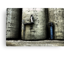 Trespassers Will Be.......PUNISHED  Canvas Print