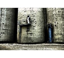 Trespassers Will Be.......PUNISHED  Photographic Print
