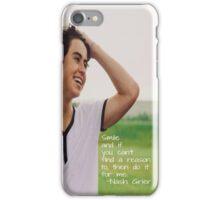 Nash Grier case iPhone Case/Skin
