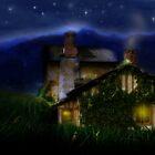 Silent Night Majesty by StacyLee