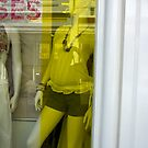 Window Shopping 2 by Chas Fullerton