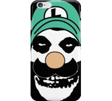 Misfit Luigi iPhone Case/Skin