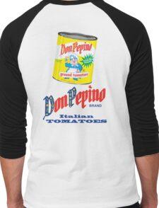 DON PEPINO Men's Baseball ¾ T-Shirt
