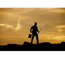 FISHERMANS ENERGY Photographic Print