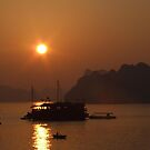 Sunset - Halong Bay, Vietnam by BreeDanielle