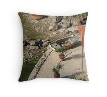 Halong Bay, Vietnam Throw Pillow