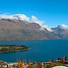Queenstown, New Zealand by Odille Esmonde-Morgan