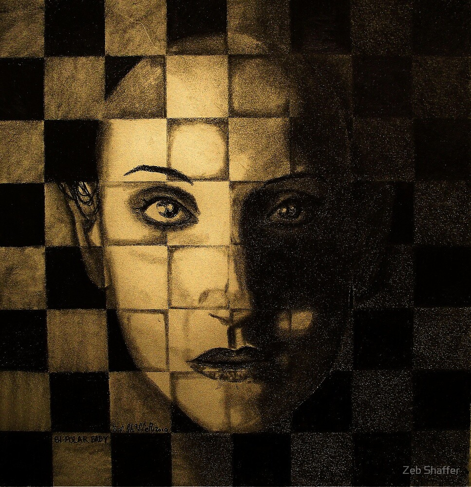 My checkered past. by Zeb Shaffer