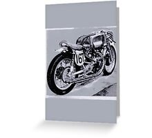 Vincent NERO! Greeting Card