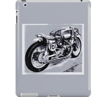 Vincent NERO! iPad Case/Skin