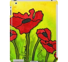 Doing The Poppy Shuffle iPad Case/Skin