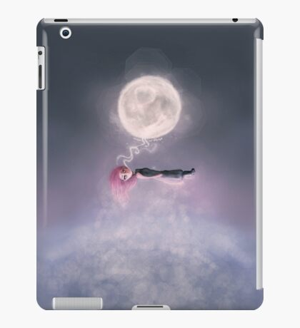 Moonsende / Back to Home iPad Case/Skin