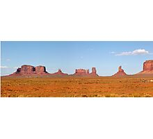 Monument Valley, Arizona, USA Photographic Print