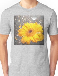 pretty in yellow Unisex T-Shirt