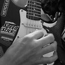 Sweet Guitar Serenade by Debbie Robbins