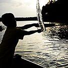 Saving The Boat by lisabella