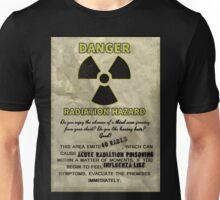 RADIATION HAZARD PSA Unisex T-Shirt