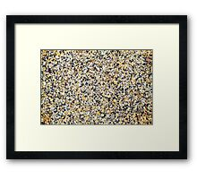 Mixed Spice Framed Print