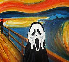 Scream Mash-up by Indestructibbo