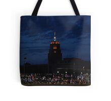 Great View at the Ball Game Tote Bag