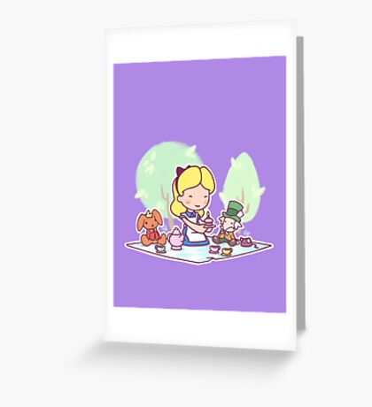 Very Merry Unbirthday Greeting Card