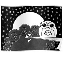 Whoot Owl Poster